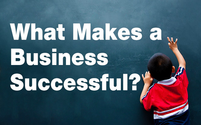 fastest way to make a business successful
